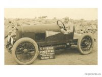 1916 HUDSON Super 6 Pikes Peak Ralph Mulford Hudson Racer 4 Andris Collection