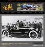 1916 Hudson Smiling Ralph Mulford Sets Speed and Distance Records in a 1916 Hudson Racer The Old Motor Apr 22 2017 photo page 1