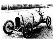 1916 ca HUDSON Super 6 racer Ralph Mulford factory photo �_12a Andris Collection