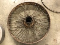 2020 1 24 1916 HUDSON RUDGE Type 62 Long 160mm Centre wheel full view