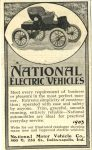 1903 NATIONAL Electric ad 2.5″×4″ b