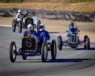 2019 8 Monterey Historics 1910 NATIONAL racer CDT driver and Mechanician Hugh