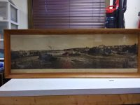 1869 St. Anthony Falls and Mill District framed (3) photo panoramic