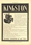 1910 6 1 KINGSTON Carburetor THE HORSELESS AGE 8.75″×12″ page 1