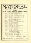1910 6 1 NATIONAL WINS A NEW CLASS RECORD THE HORSELESS AGE 8.75″×12″ page 17