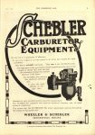 1910 6 1 SCHEBLER CARBURETOR EQUIPMENT THE HORSELESS AGE 8.75″×12″ page 5