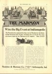 1910 6 1 THE MARMON Wins the Big Event at Indianapolis THE HORSELESS AGE 8.75″×12″ page 15