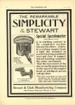 1910 2 23 SIMPLICITY STEWART Speedometer THE HORSELESS AGE 8.5″×12″ page 6