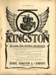 1910 6 22 KINGSTON Carburetor THE HORSELESS AGE 8.5″×12″ page 1