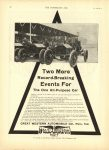 1910 7 20 GREAT WESTERN FORTY Two More Record-Breaking Events THE HORSELESS AGE 8.5″×12″ page 22