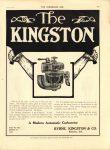 1911 7 26 KINGSTON The KINGSTON Carburetor THE HORSELESS AGE 8.5″×12″ page 28