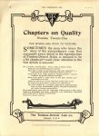 1911 7 26 TIMKEN The Timken-Detroit Axle Co. Chapters on Quality THE HORSELESS AGE 8.5″×12″ page 38