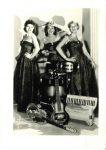1948 50 The Notables Fern Dale Trio 2.5″×3.5″ GEM PHOTOS front 2