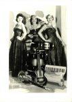 1948 50 The Notables Fern Dale Trio 2.5″×3.5″ GEM PHOTOS front 2 b