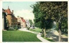 1915 ca. Minneapolis, MINN Groveland Terrace 12006 postcard front
