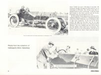 1976 5 6 1913-1914 ISOTTA FRASCHINI at INDY By Jerry Gebby ANTIQUE AUTOMOBILE page 10