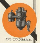 1911 ca. SCHEBLER The carb we want for the NATIONALS