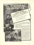 1912 ca. STROMBERG The STROMBERG GLIDDENITES MOTOR AGE 9″×12″ page 49