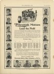 1914 1 21 Wisconsin Motors Lead the Field 17 racers THE HORSELESS AGE 8.5″×12″ page 86