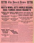 1915 6 The BOSCH NEWS Vol. 6 No. 1 8.25″×10.25″ EXTRA SPECIAL EDITION