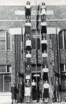 1940 IOWA, Washington WORLD'S TALLEST CORN 31-FEET RPPC front
