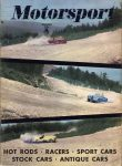 1950 12 Motorsport magazine Vol. 1 No. 3 8″×11″ Front cover