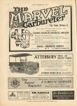 1910 6 15 IND THE MARVEL Carburetor THE HORSELESS AGE 9″×12″ page 18