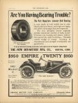 1910 6 22 IND $950 EMPIRE TWENTY $950 THE HORSELESS AGE 9″×12″ page 35
