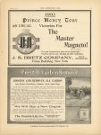 1910 6 22 IND Prest-O-Carbon Remover THE HORSELESS AGE 9″×12″ page 25
