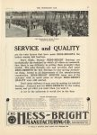 1911 7 12 HESS-BRIGHT Bearings THE HORSELESS AGE 9″×12″ page 31