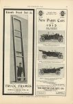 1911 7 12 IND 1912 NEW PARRY CARS THE HORSELESS AGE 9″×12″ page 45