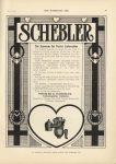 1911 7 12 IND SCHEBLER Perfect Carburetion THE HORSELESS AGE 9″×12″ page 67