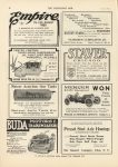 1911 7 12 MERCER WINS $2250 Raceabout THE HORSELESS AGE 9″×12″ page 60