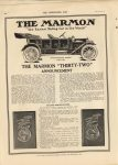 "1911 7 26 IND THE MARMON ""THIRTY-TWO"" THE HORSELESS AGE 9″×12″ page 20"