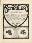 1911 6 28 IND SCHEBLER Carburetors THE HORSELESS AGE 9″×12″ page 63