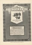 1911 6 28 STROMBERG Carburetor THE HORSELESS AGE 9″×12″ page 6