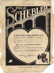 1911 6 7 IND SCHEBLER Carburetors THE HORSELESS AGE 9″×12″ page 49