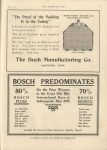1911 6 7 Indy 500 BOSCH PREDOMINATES THE HORSELESS AGE 9″×12″ page 9
