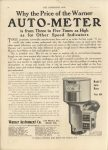 1911 6 7 WARNER AUTO-METER THE HORSELESS AGE 9″×12″ page 24