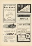 1911 8 9 IND Marvel Carburetor THE HORSELESS AGE 9″×12″ page 40