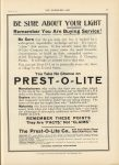 1911 8 9 IND PREST-O-LITE THE HORSELESS AGE 9″×12″ page 35