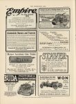 1911 8 9 WISCONSIN MOTORS THE HORSELESS AGE 9″×12″ page 58