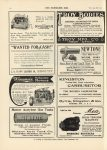 1912 3 6 Wisconsin The Consistent Motors THE HORSELESS AGE 9″×12″ page 52