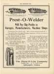 1912 5 8 IND Prest-O-Welder THE HORSELESS AGE 9″×12″ page 39