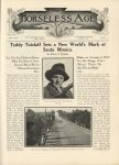 1912 5 8 Teddy Tetzlaff Set a New Worlds Mark at Santa Monica By Walter V. Woehlke THE HORSELESS AGE 9″×12″ page 835