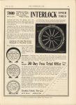 1912 6 19 IND INTERLOCK INNER TUBES THE HORSELESS AGE 9″×12″ page 45