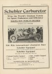 1912 6 19 IND Indy 500 NATIONAL NO. 8 WINNER SCHEBLER Carburetor THE HORSELESS AGE 9″×12″ page 4