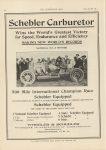 1912 6 19 IND SCHEBLER IND Indy 500 NATIONAL NO. 8 WINNER SCHEBLER Carburetor THE HORSELESS AGE 9″×12″ page 4