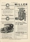 1912 8 21 IND MILLER Carburetor Adjusted from the Seat THE HORSELESS AGE 9″×12″ page 45