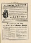 1913 4 2 IND Prest-O-Lite Exchange Service THE HORSELESS AGE 9″×12″ page 63